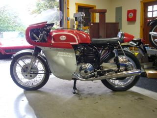 1966 Norton Atlas 750,  Dunstall - Equipped, photo