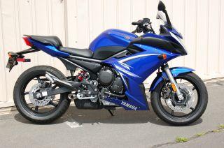 2009 Yamaha Fz6r photo