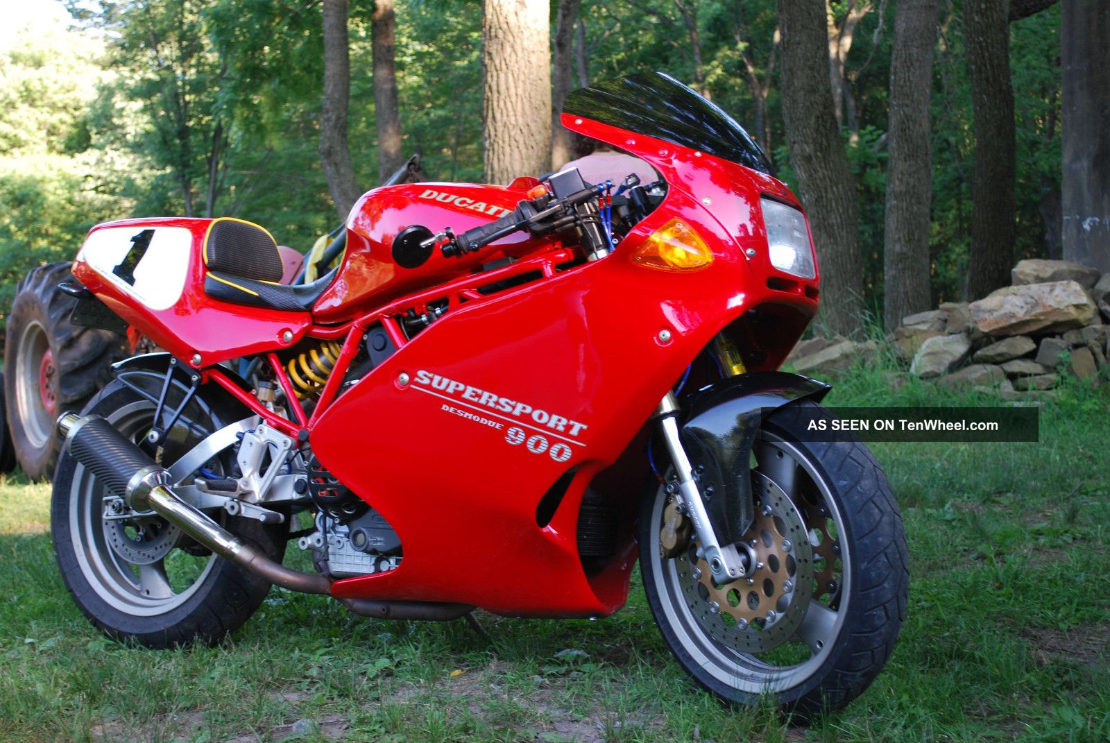 1995 Ducati 900ss Supersport photo