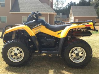 2011 Can Am Outlander photo