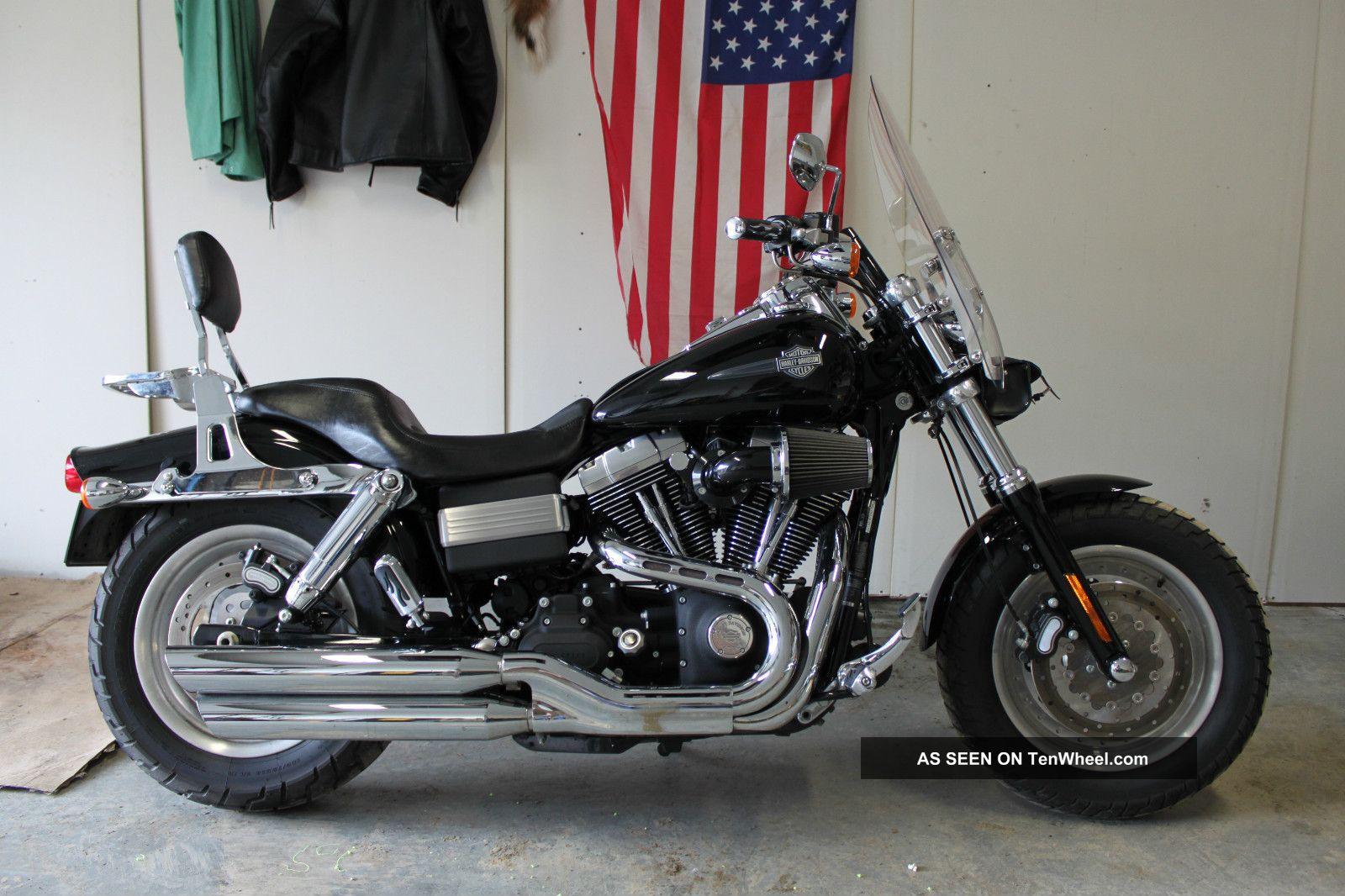 2009 Harley Davidson Fat Bob Fxdf