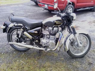 Royal Enfield Bullet G5 Deluxe Efi (2010) photo
