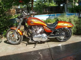 2006 Custom Victory Hammer S,  S&s 106 Stroker Engine, photo
