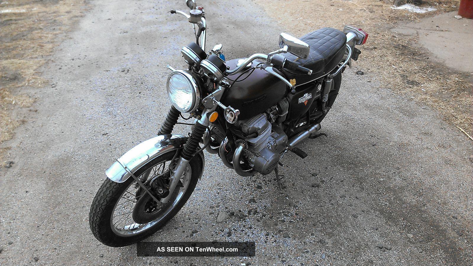 1975 Honda Cb750 4 Cylinder CB photo
