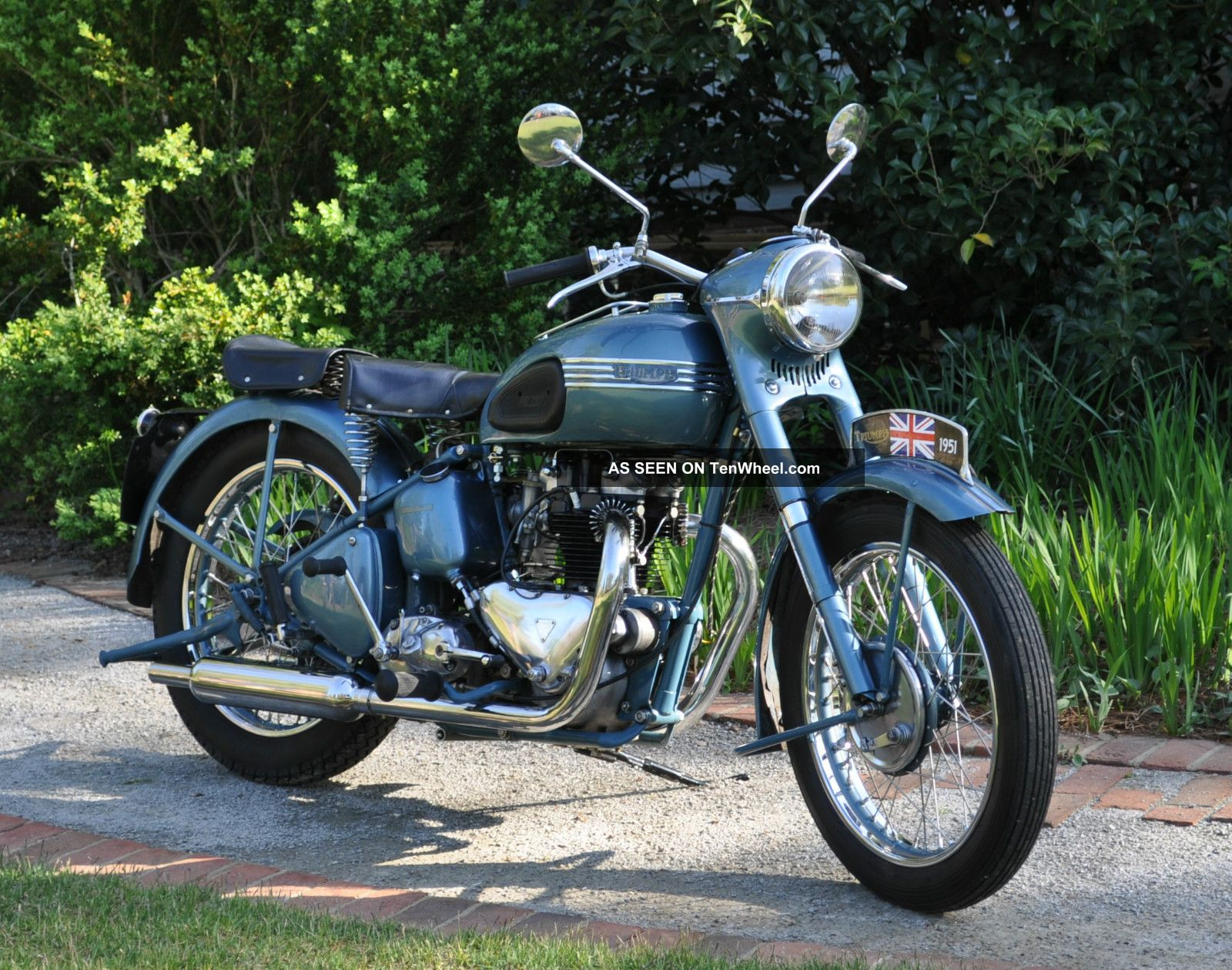 Triumph 1951 Thunderbird 650cc Thunderbird photo
