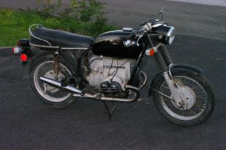 1972 Bmw R75 / 5 Short Wheel Base 750cc For Restoration photo