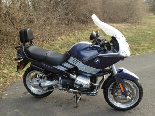 2004 Bmw R1150rs Abs photo