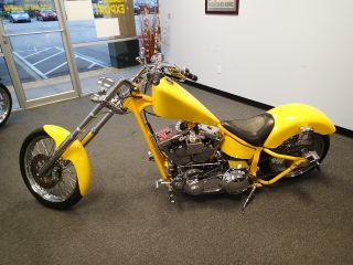 2006 Big Dog Chopper Ridgeback Mastiff K9 Soft Tail S&s 69 Cubic Inches (1573cc) photo