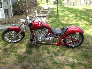 2006 Wild West Vigilante Gunfire,  Not Harley Davidson Softail, ,  1371 Mi photo