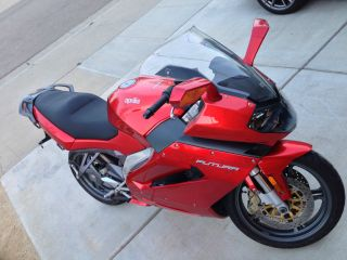 2003 Aprilia Futura Rst1000 Motorcycle photo