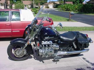 1999 Honda Valkyrie Standard Black photo