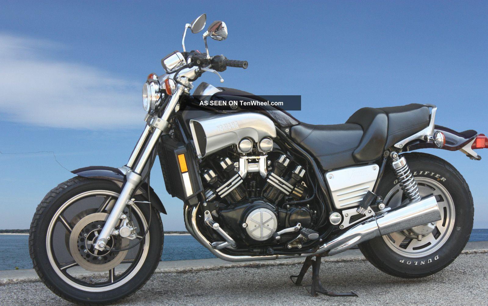 1985   2007 Yamaha V Max 1200 Parts furthermore 271127764938 in addition Yamaha Big Bikes furthermore hdforums   forum generalharleydavidsonchat 537660whatmakesabobberabobber further Motorcycle History Honda 750 Magna. on yamaha v65 magna
