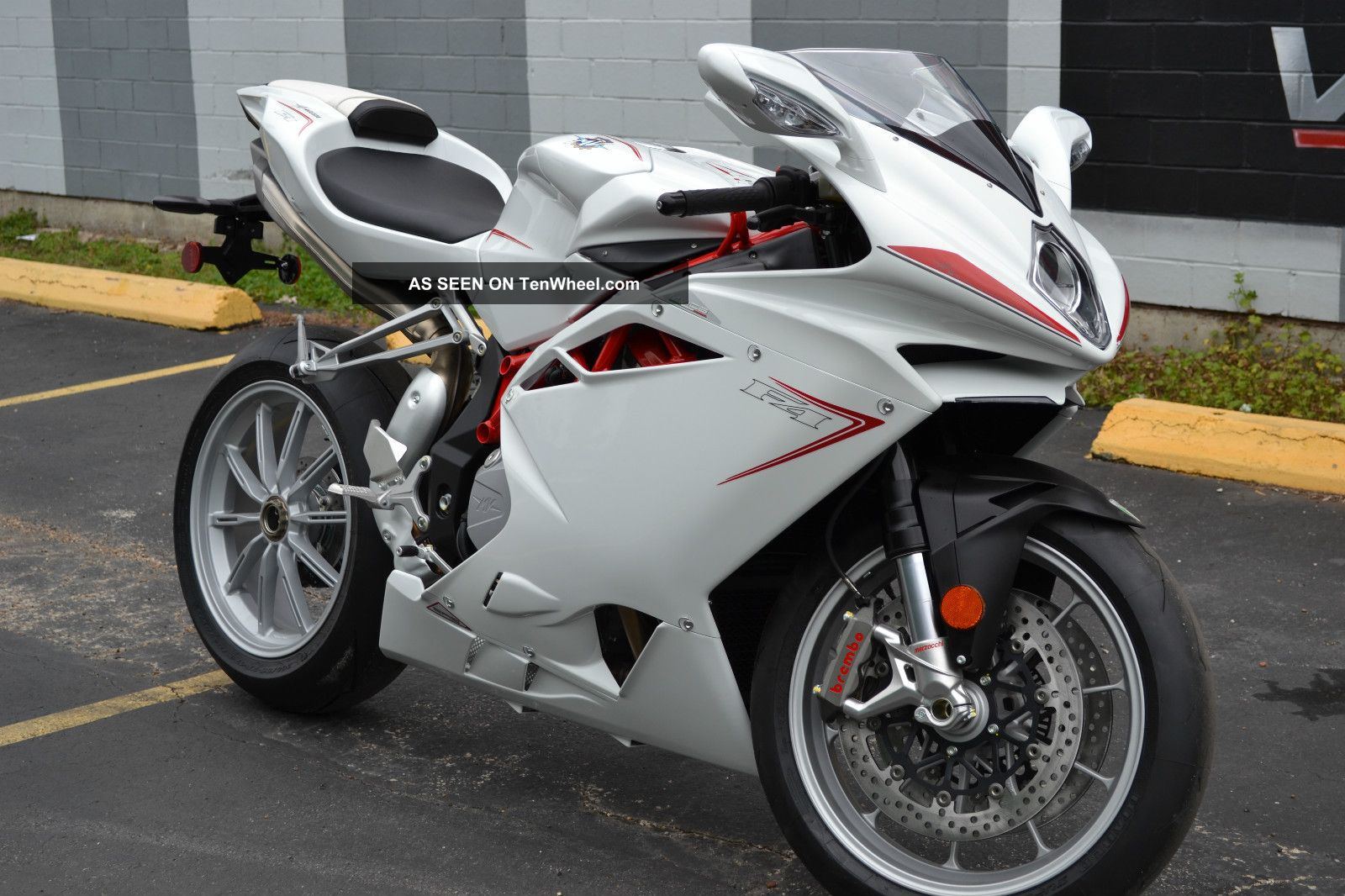2013 Mv Agusta F4 1000 Ready To For Other Models MV Agusta photo