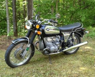 1972 Bmw R75 / 5 Toaster With Short Wheel Base (swb) photo