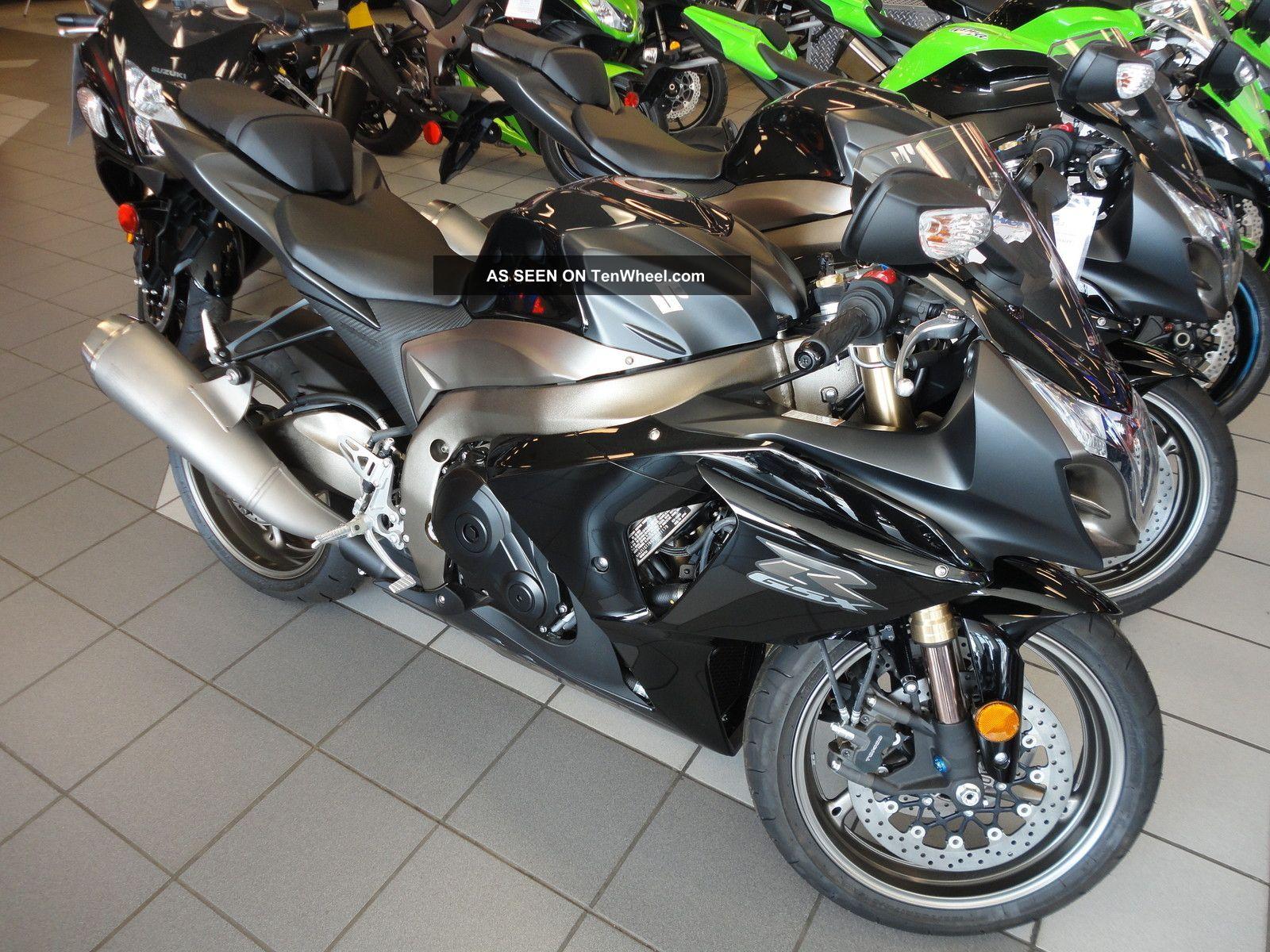 2011 Suzuki Gsx - R1000 Gsx - R1000l1 1000cc Sport Bike Gsxr GSX-R photo