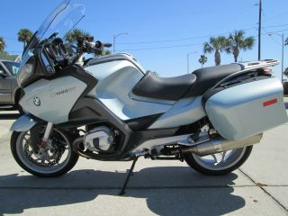 2011 Bmw R1200 Rt Factory Demo photo