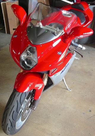 2005 Mv Agusta F4 1000 S - photo