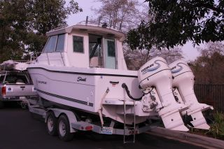 2000 Sea Swirl 2600 Sport Pilot photo