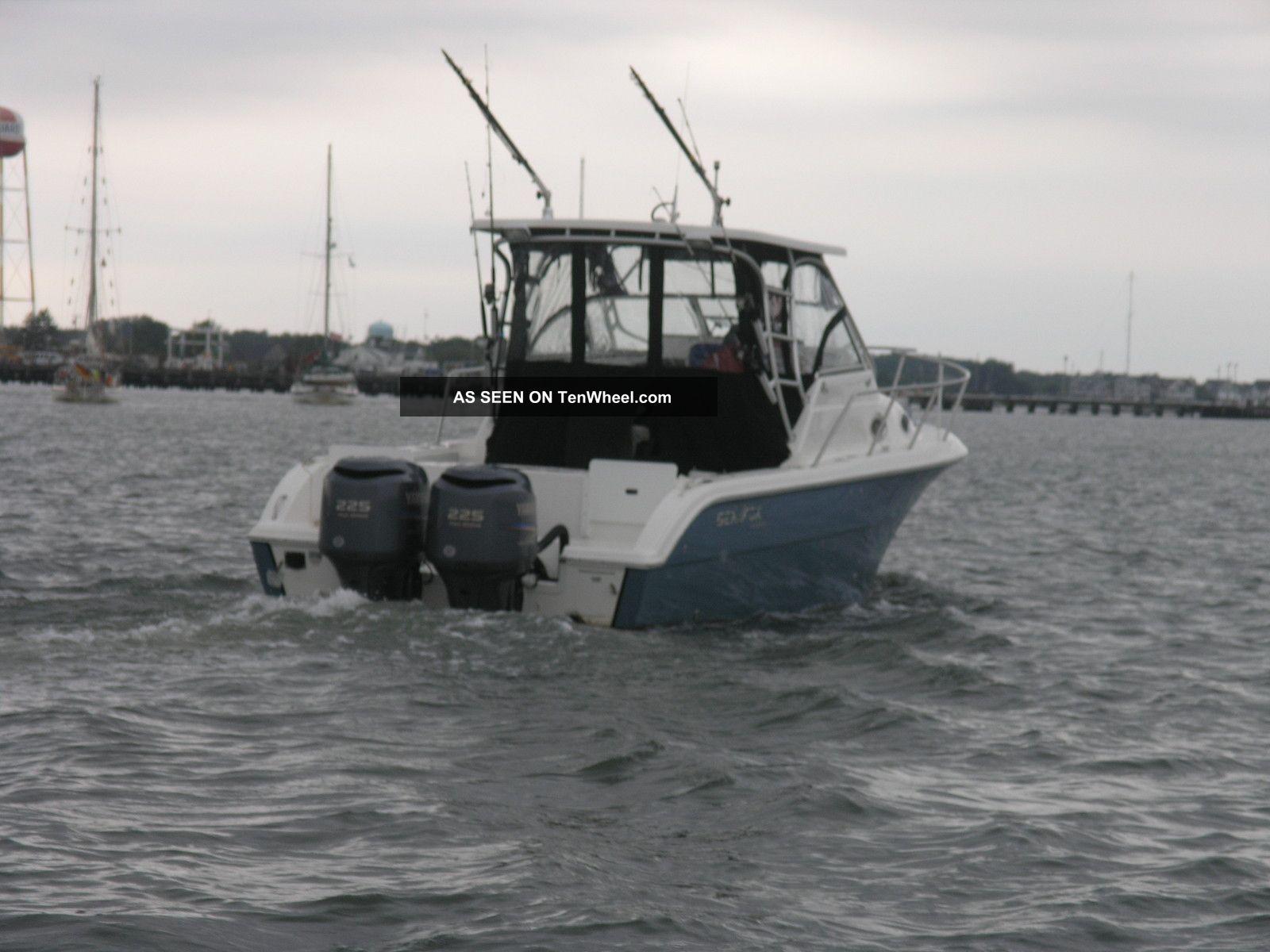 2007 Sea Fox 287wa Offshore Saltwater Fishing photo