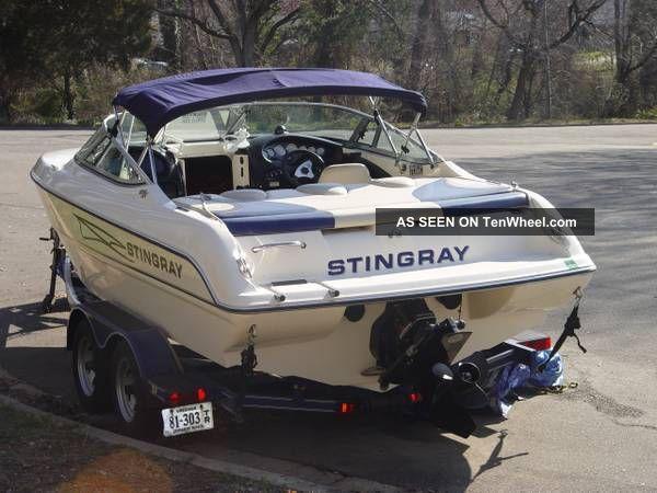 1999 Stingray 220sx Runabouts photo
