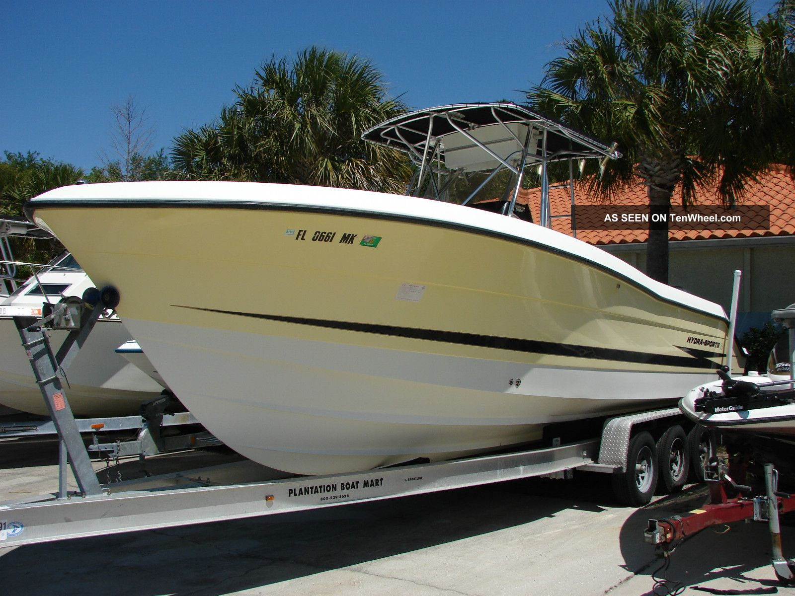 2004 Hydra - Sports 2800 Vectore Offshore Saltwater Fishing photo