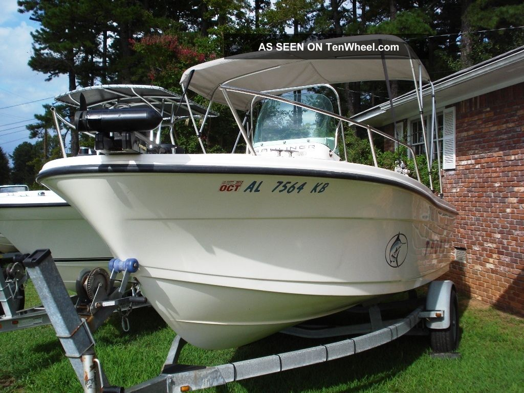 2007 Mercury 115 Optimax Offshore Saltwater Fishing photo