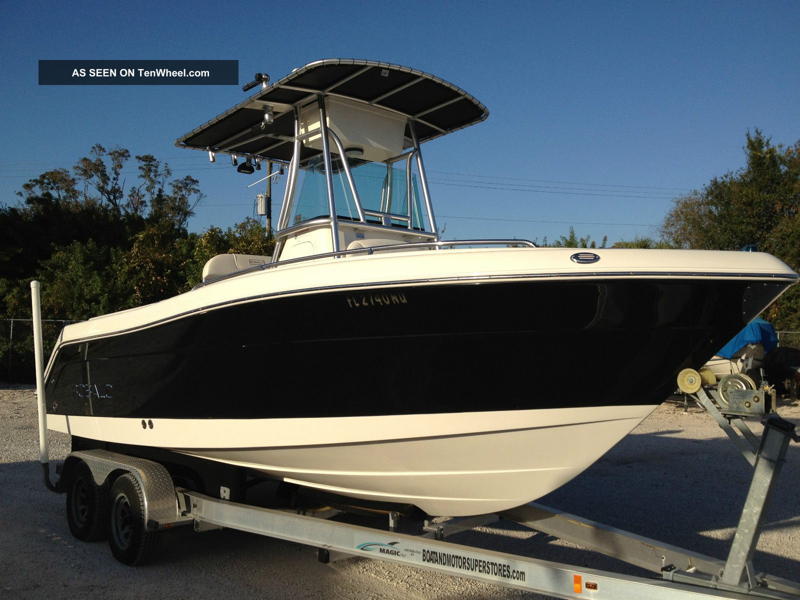 2008 Robalo R220 Offshore Saltwater Fishing photo