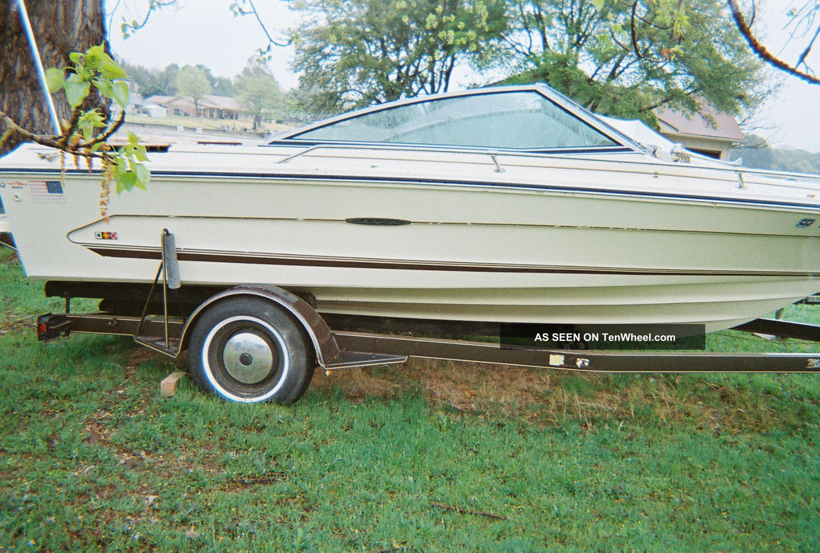 1984 Sea Ray Ski / Wakeboarding Boats photo
