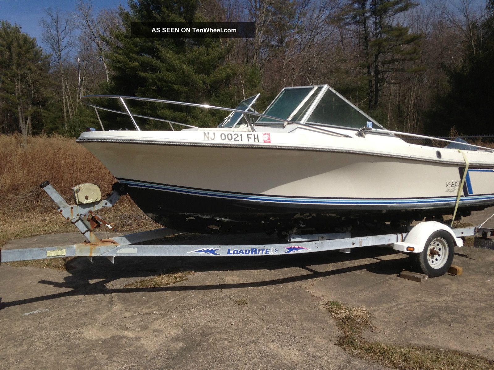 1987 Wellcraft V20 Inshore Saltwater Fishing photo