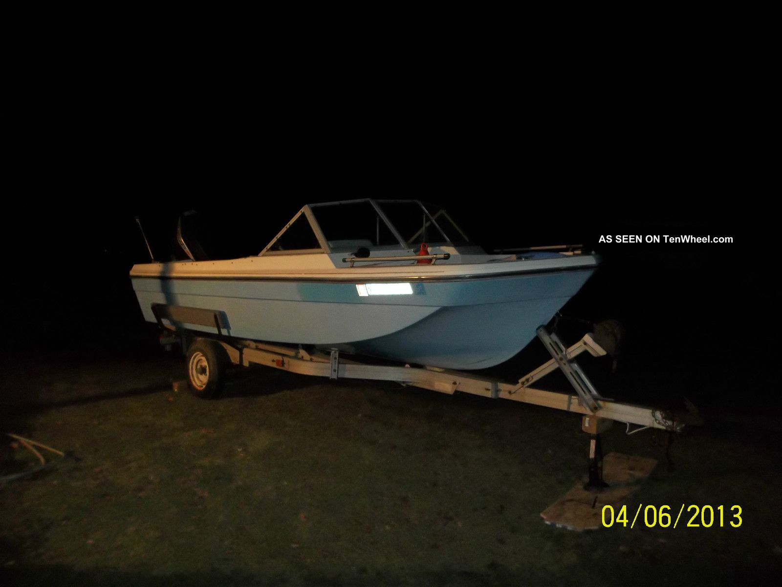 1976 Cobia 16 Ft Runabouts photo