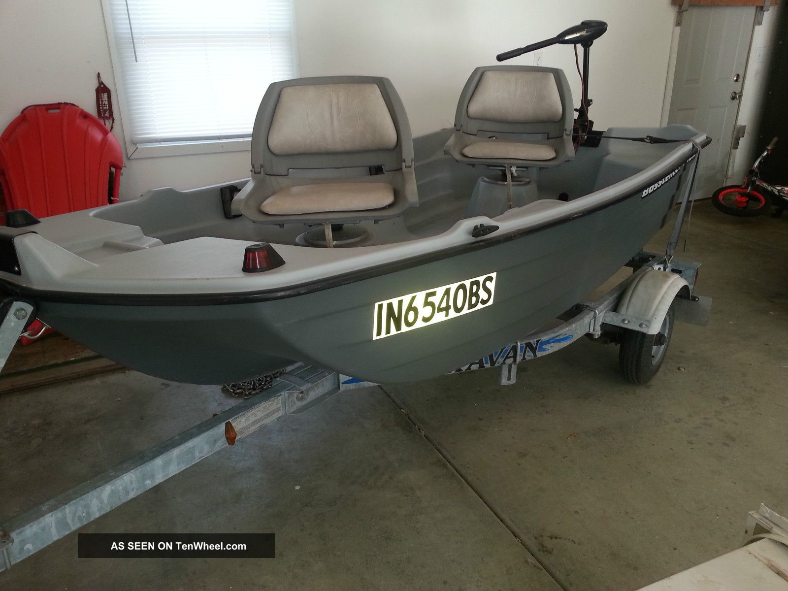 2000 Leisure Time Bass Tender