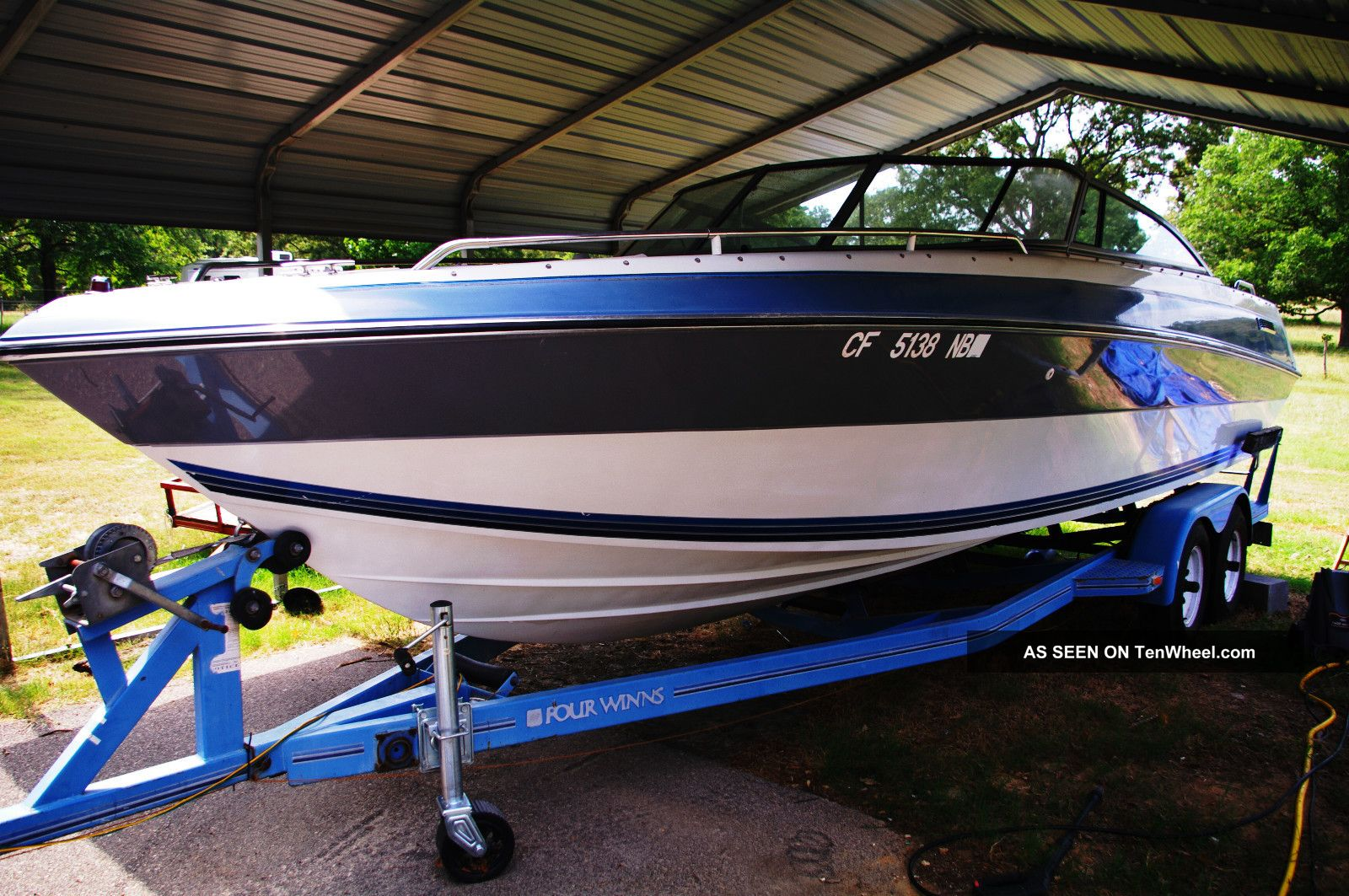 1991 Four Winns Horizon220 Ski / Wakeboarding Boats photo