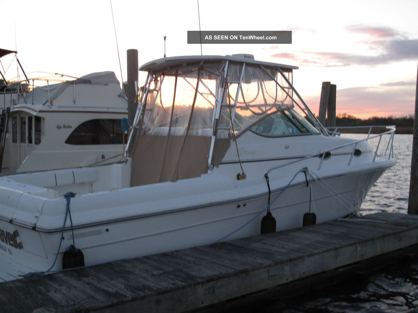 2003 Stamas 320 Express Offshore Saltwater Fishing photo