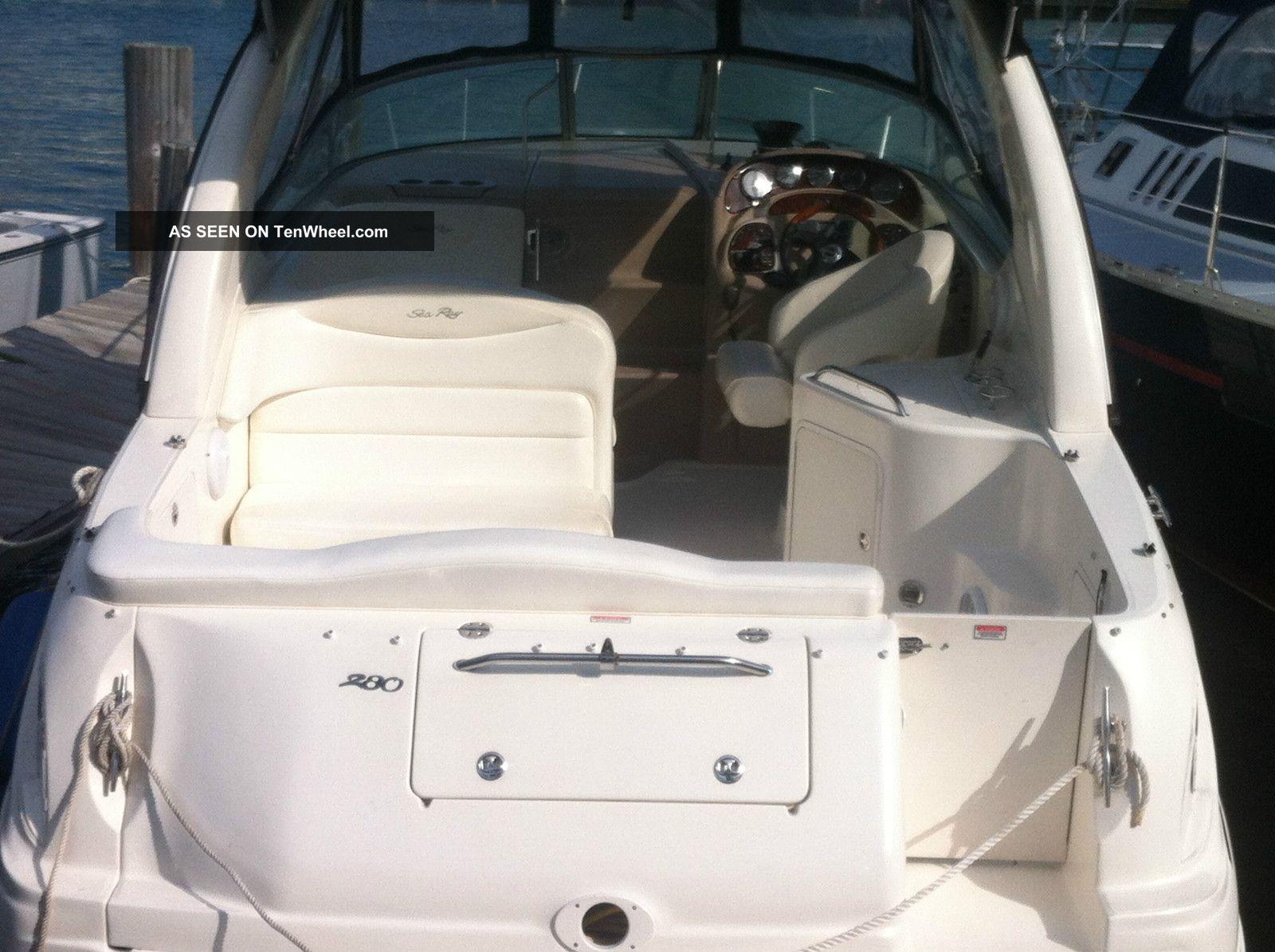 2004 Searay 280 Cruisers photo