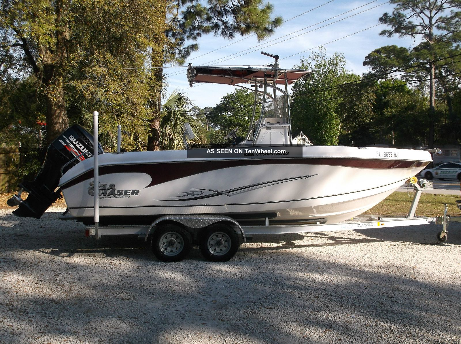 2012 Sea Chaser Offshore Series By Carolina Skiff 21 Off Shore Series Offshore Saltwater Fishing photo
