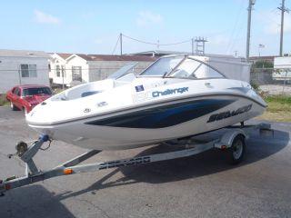 2007 Sea Doo Challenger 180 photo