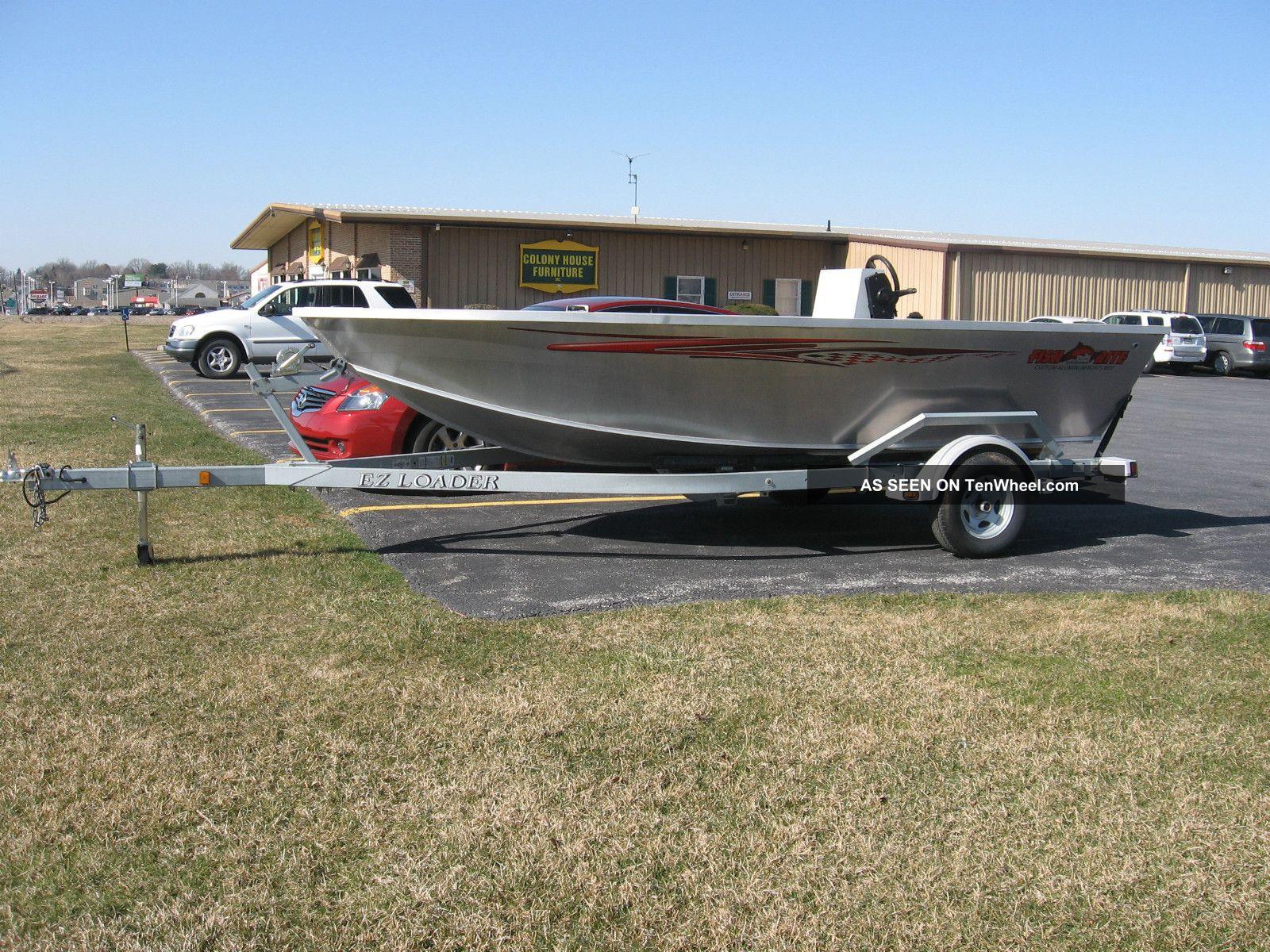 2007 fish rite stalker for Fish rite boats