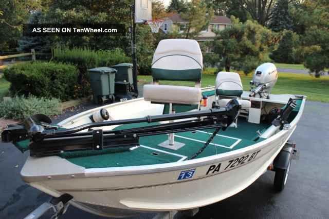 1995 Grumman Bass Fishing Boats photo