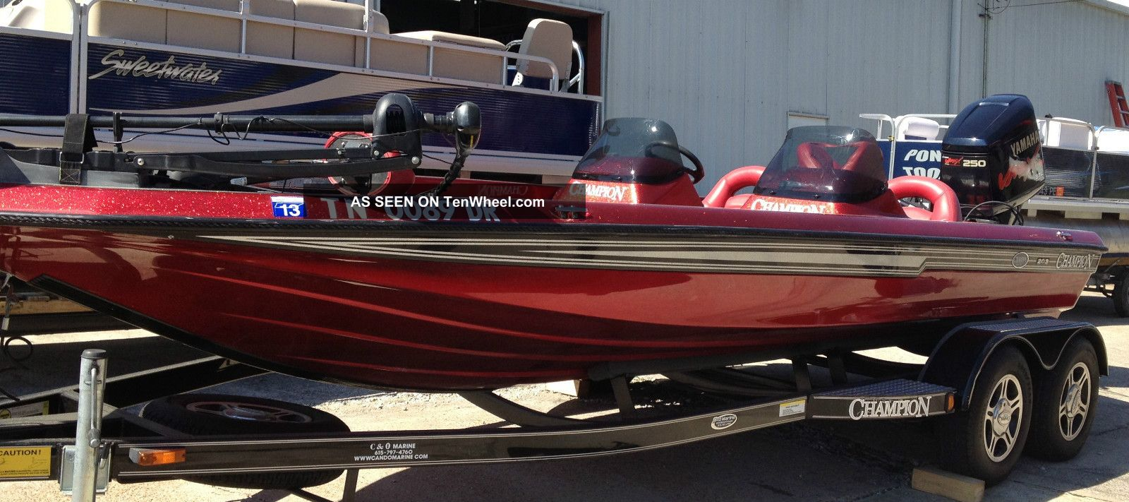 2003 Champion Boats 203 Cx