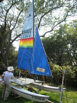 1984 Hobie Cat Turbo 14 photo