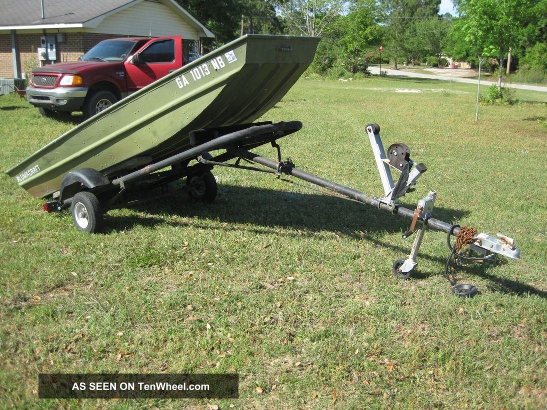1994 Alumacraft 1236 Other Freshwater Fishing photo