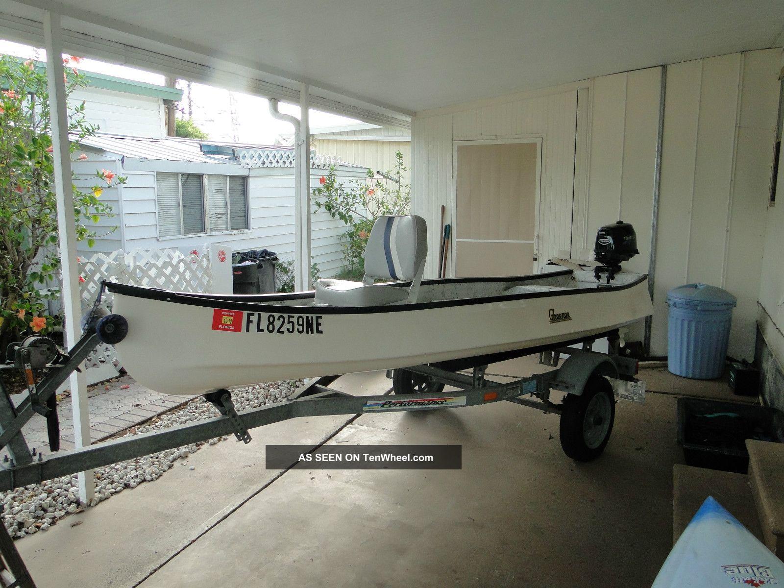 2006 Gheenoe Bass Fishing Boats photo