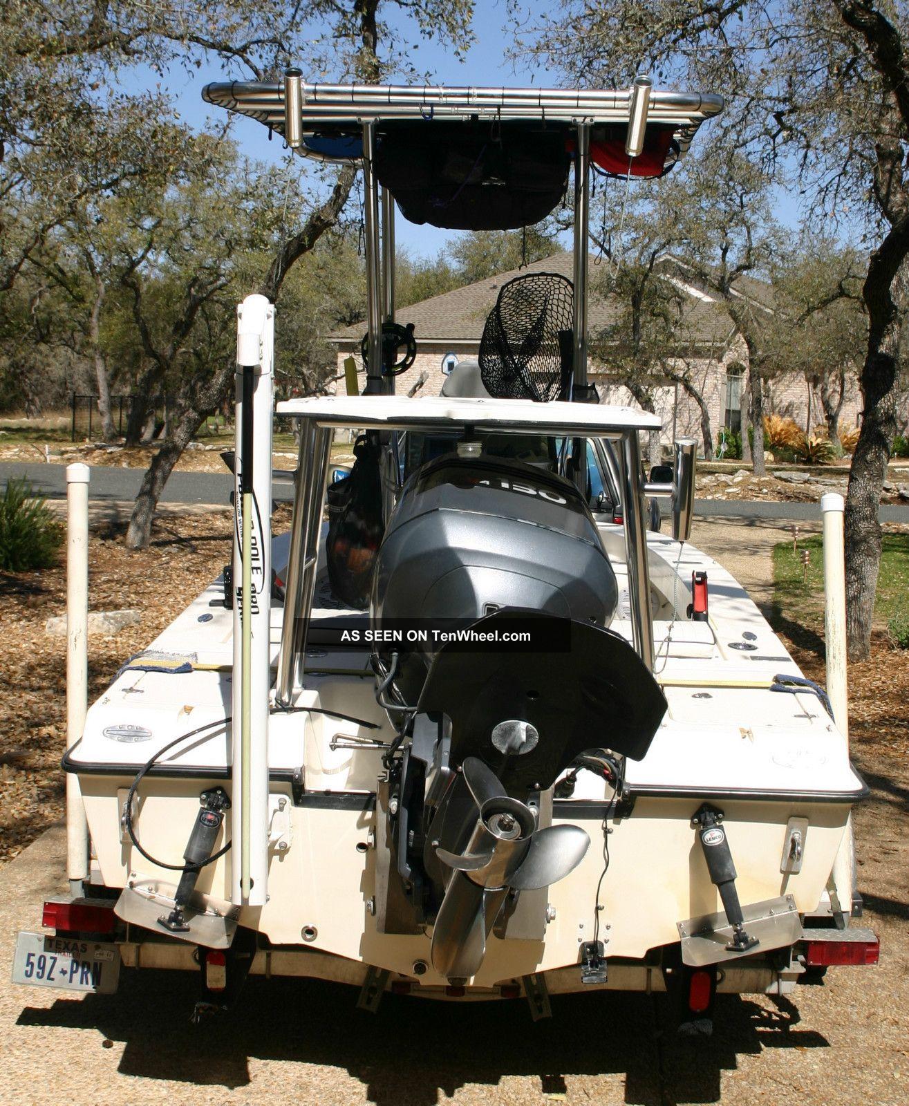 2003 Renegade Nomad Inshore Saltwater Fishing photo