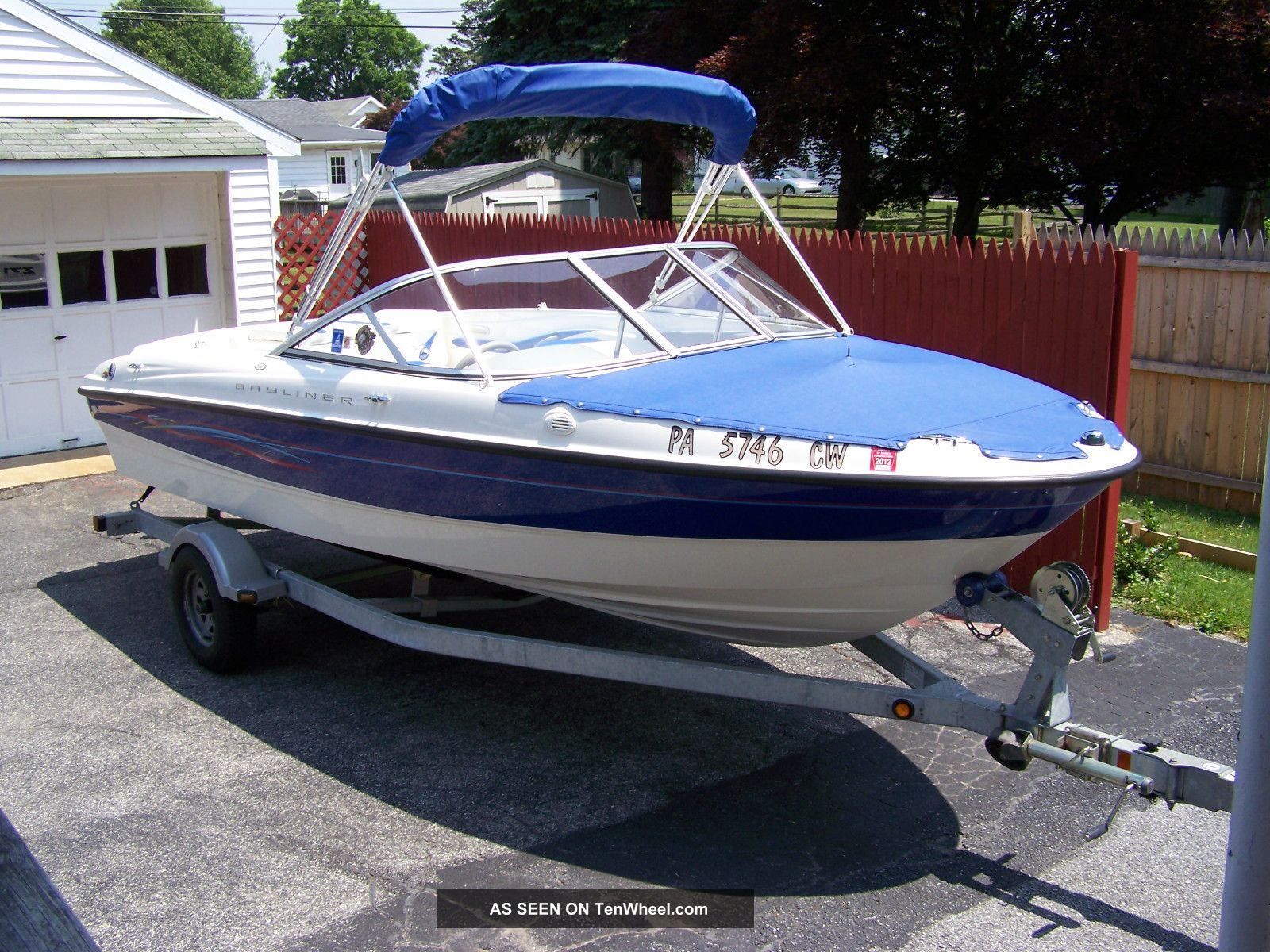 2006 Bayliner 185 Runabouts photo