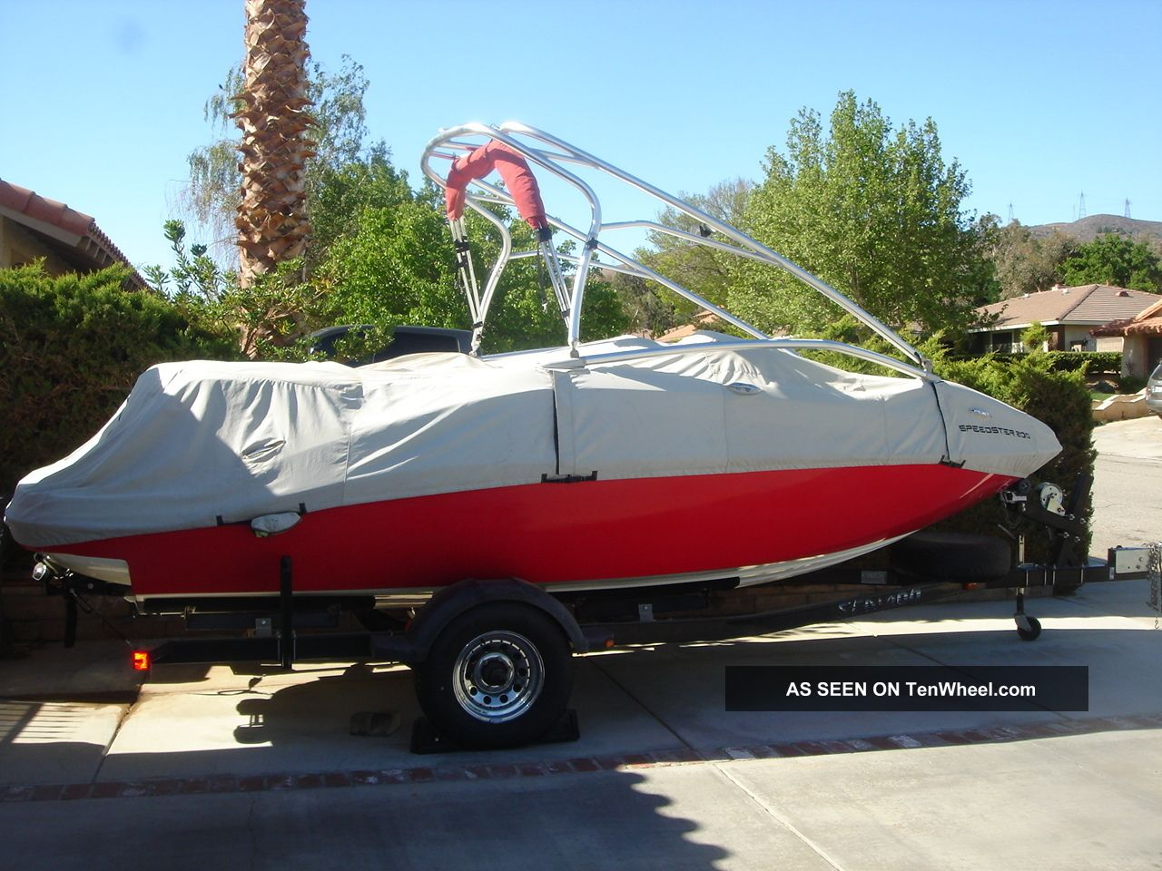 2005 Seadoo Speedster 200 Jet Boats photo