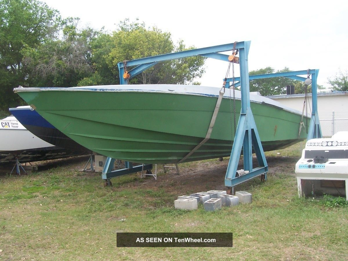 2008 Custom Big Gun 44 Offshore Saltwater Fishing photo