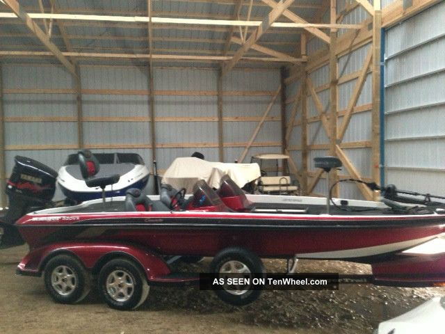 2003 Ranger 520 Vx Bass Fishing Boats photo