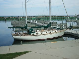 1977 Shannon 38 Ketch photo