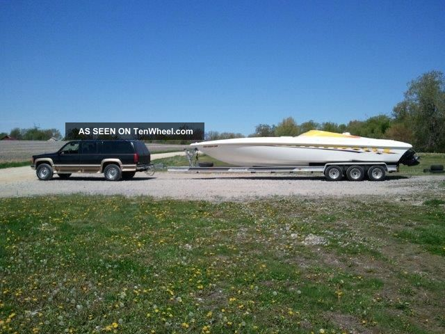 2001 Sunsation Dominator Other Powerboats photo