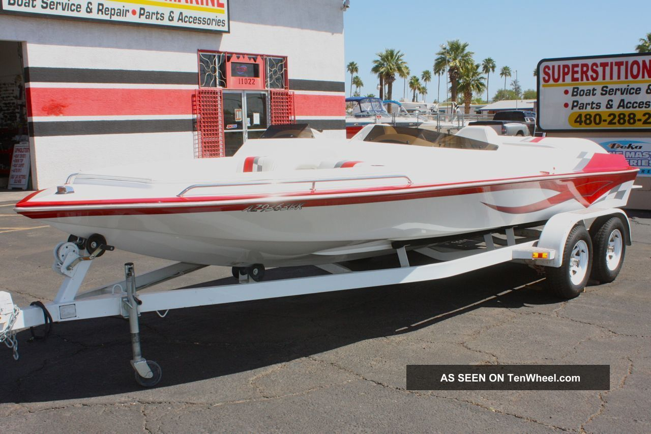 2006 Caliber One Magnum 210 Runabouts photo